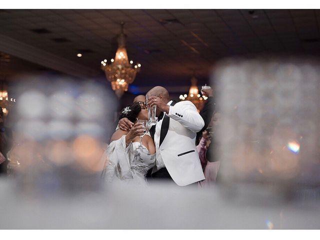 The wedding of Kandace and Thaddeus