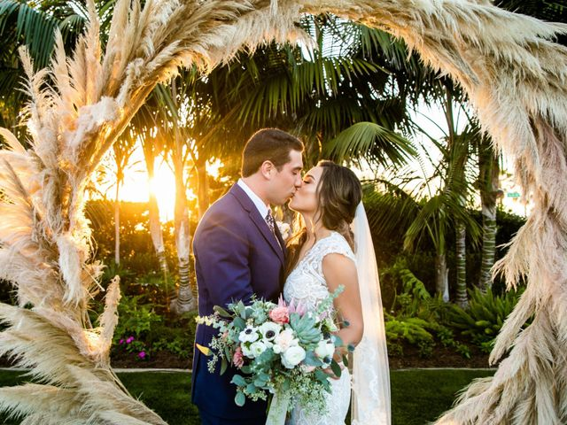 The wedding of Raquel and Tyler