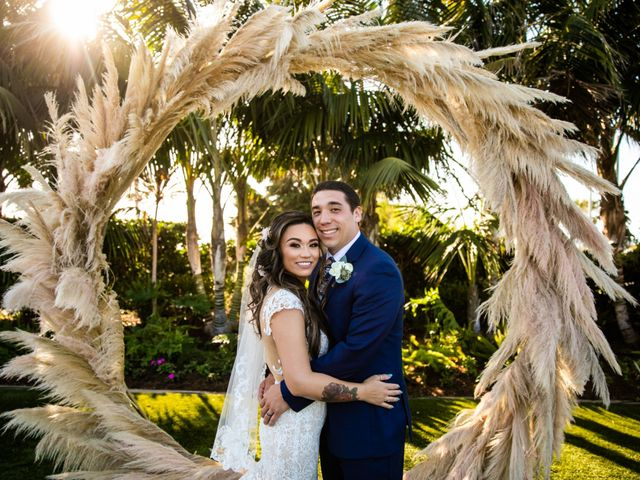 Tyler and Raquel's Wedding in Carlsbad, California 9