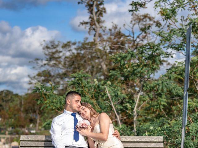 The wedding of Renato and Gesa