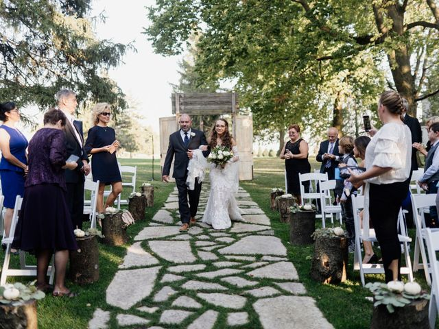 Laura and Sean's Wedding in Yorkville, Illinois 22