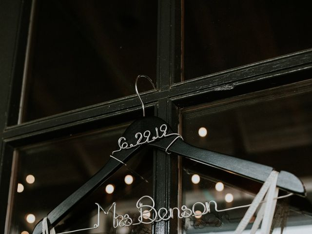 James and Brittany's Wedding in Cary, North Carolina 4