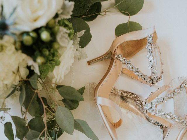 James and Brittany's Wedding in Cary, North Carolina 8