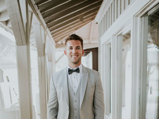 James and Brittany's Wedding in Cary, North Carolina 15