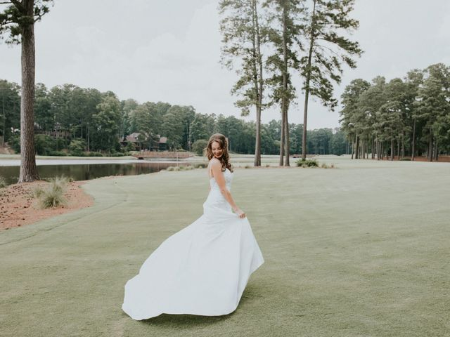 James and Brittany's Wedding in Cary, North Carolina 16