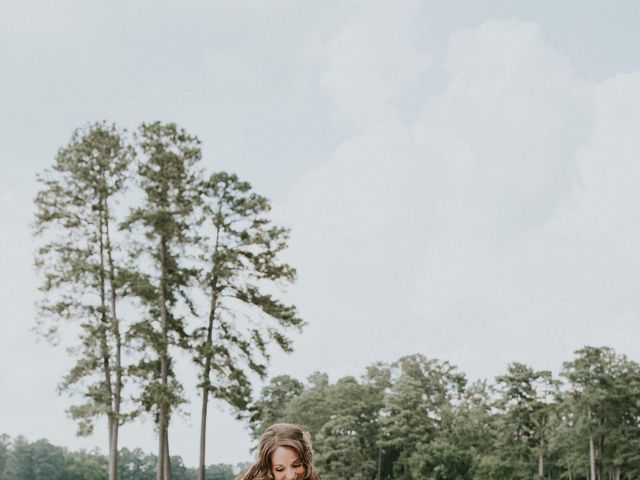 James and Brittany's Wedding in Cary, North Carolina 20