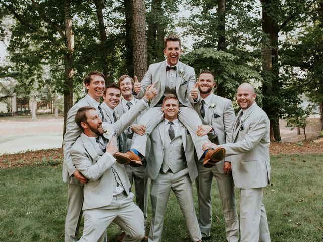 James and Brittany's Wedding in Cary, North Carolina 22