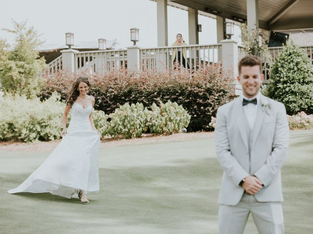 James and Brittany's Wedding in Cary, North Carolina 27