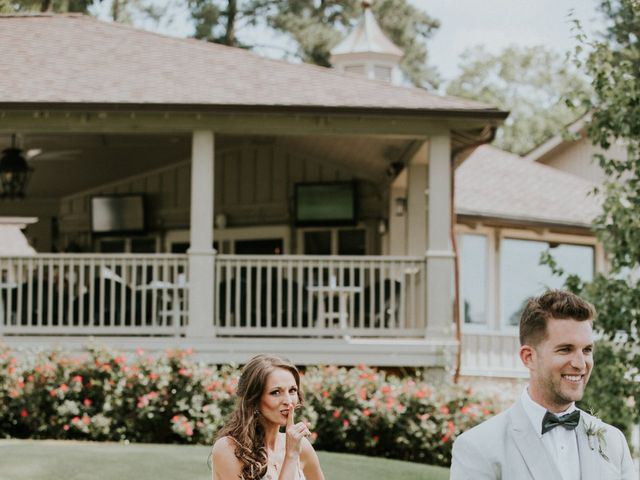 James and Brittany's Wedding in Cary, North Carolina 28