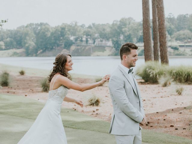 James and Brittany's Wedding in Cary, North Carolina 29