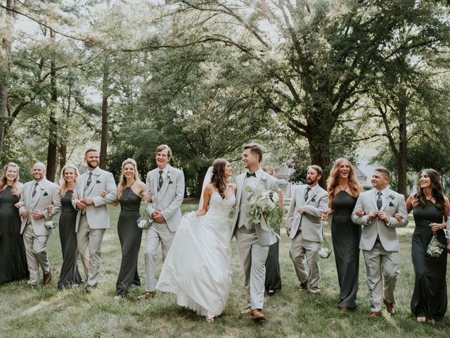 James and Brittany's Wedding in Cary, North Carolina 33