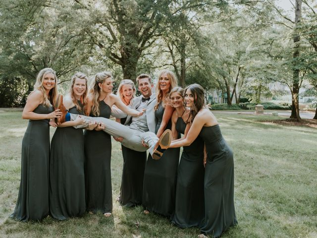 James and Brittany's Wedding in Cary, North Carolina 37