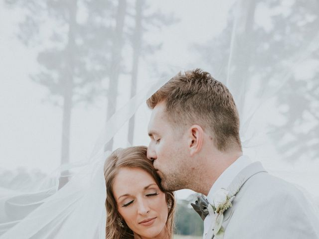 James and Brittany's Wedding in Cary, North Carolina 39