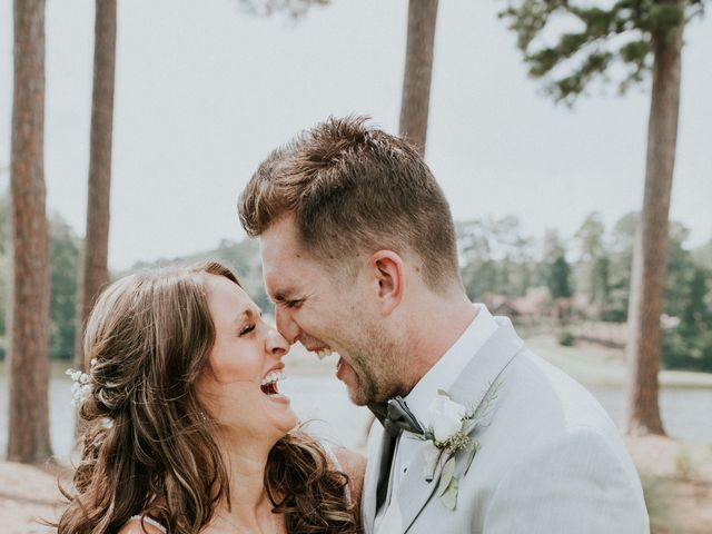 James and Brittany's Wedding in Cary, North Carolina 40