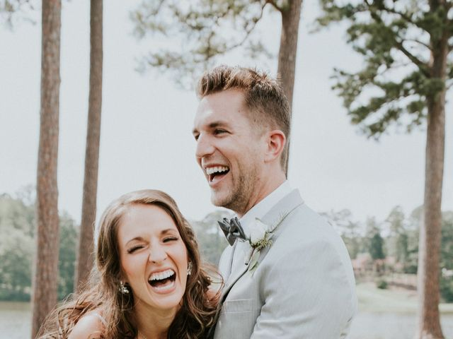 James and Brittany's Wedding in Cary, North Carolina 41