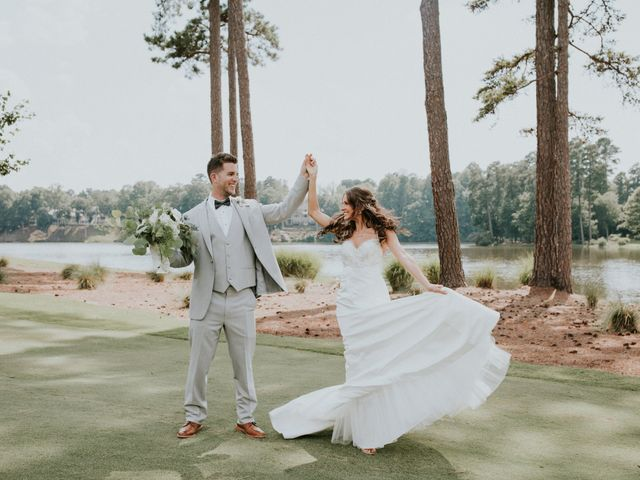 James and Brittany's Wedding in Cary, North Carolina 1