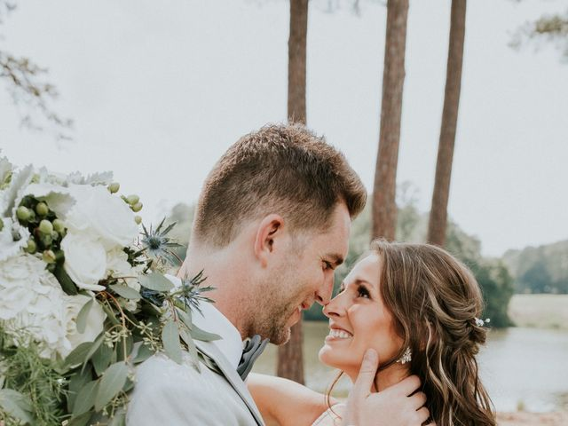 James and Brittany's Wedding in Cary, North Carolina 42
