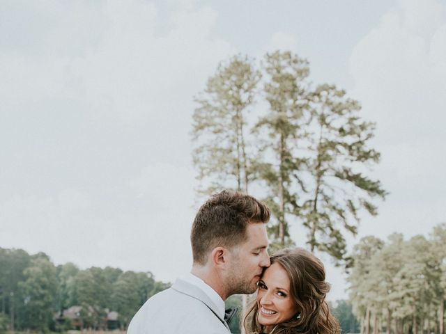 James and Brittany's Wedding in Cary, North Carolina 43