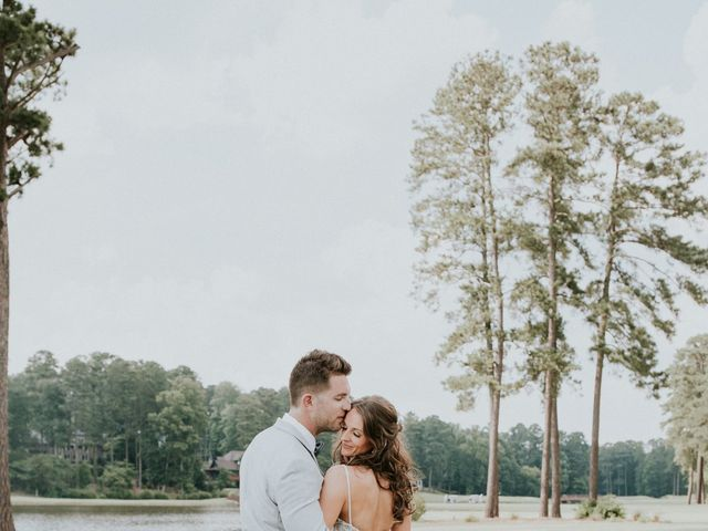 James and Brittany's Wedding in Cary, North Carolina 44