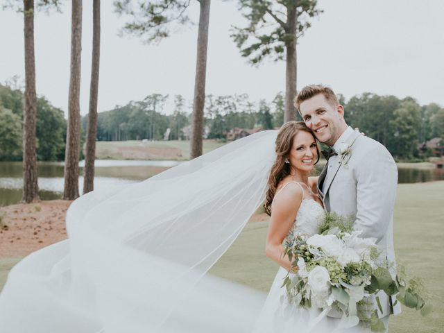 James and Brittany's Wedding in Cary, North Carolina 46