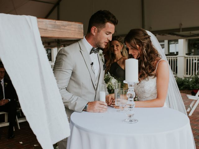 James and Brittany's Wedding in Cary, North Carolina 48