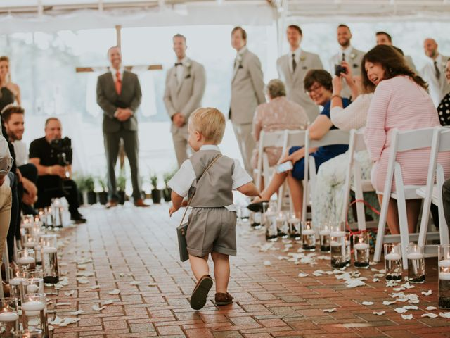 James and Brittany's Wedding in Cary, North Carolina 49