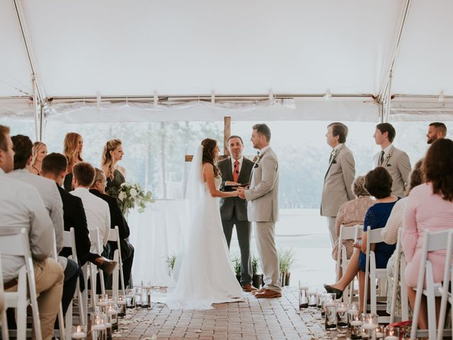James and Brittany's Wedding in Cary, North Carolina 50