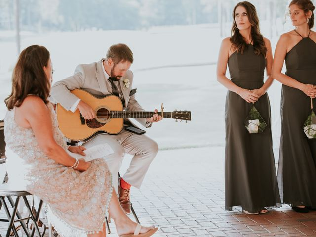 James and Brittany's Wedding in Cary, North Carolina 53