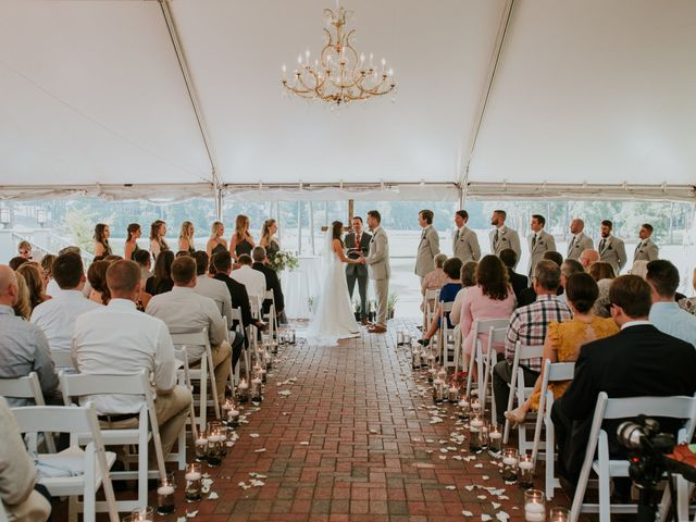James and Brittany's Wedding in Cary, North Carolina 56