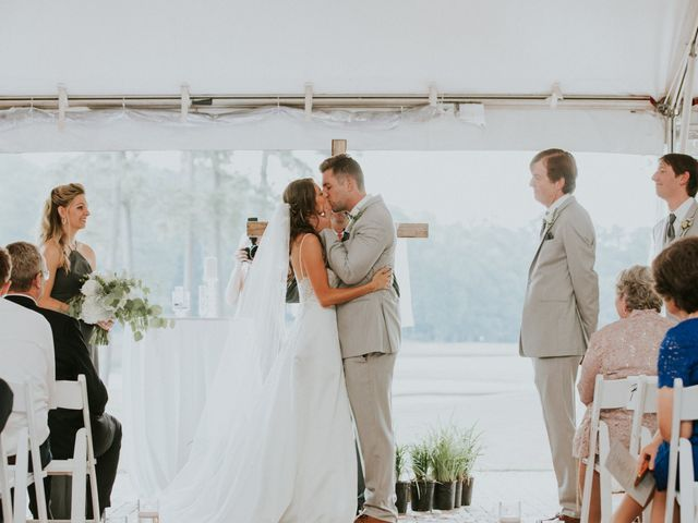James and Brittany's Wedding in Cary, North Carolina 57