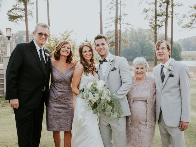 James and Brittany's Wedding in Cary, North Carolina 63