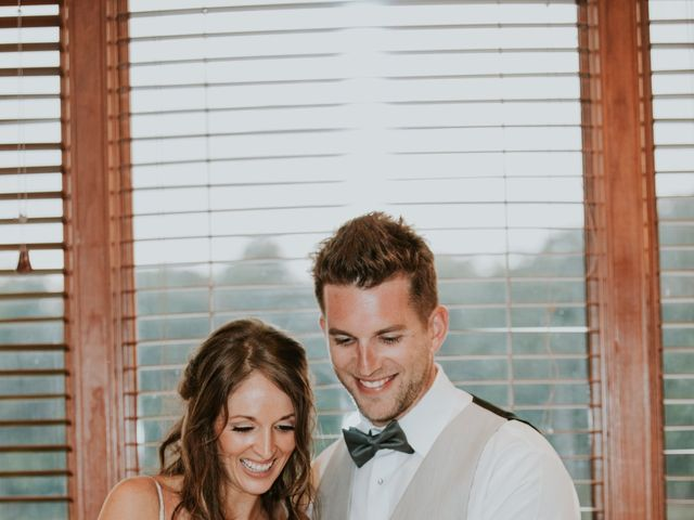 James and Brittany's Wedding in Cary, North Carolina 65