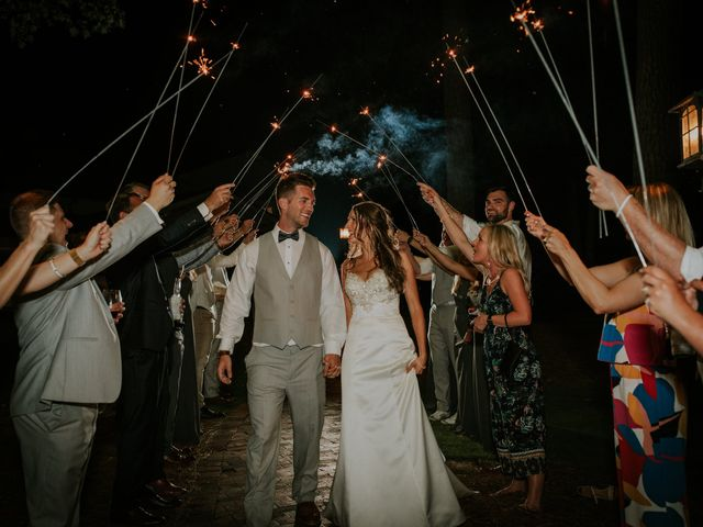 James and Brittany's Wedding in Cary, North Carolina 73