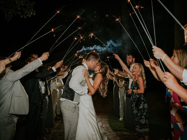 James and Brittany's Wedding in Cary, North Carolina 74