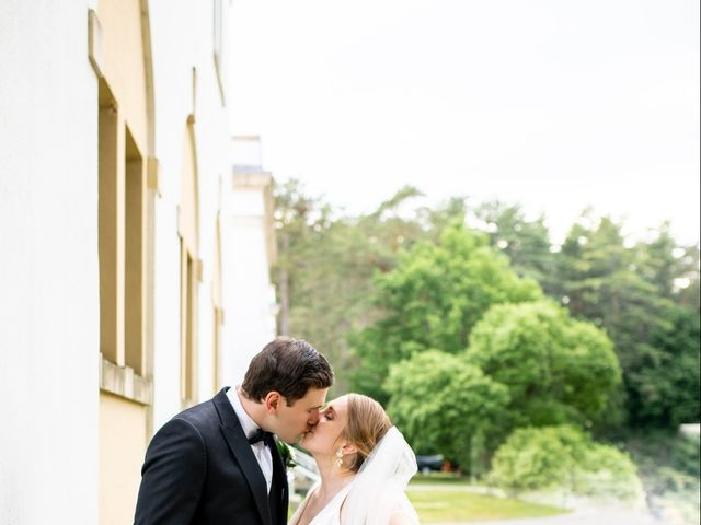 Gabe and Jocelyn's Wedding in Saratoga Springs, New York 4