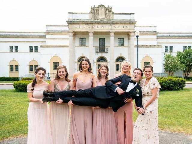Gabe and Jocelyn's Wedding in Saratoga Springs, New York 5