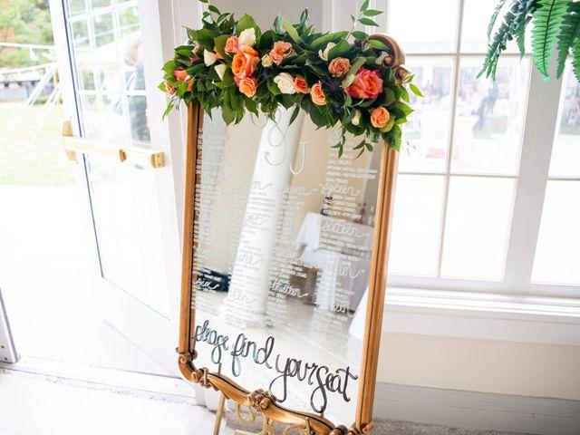 Gabe and Jocelyn's Wedding in Saratoga Springs, New York 11