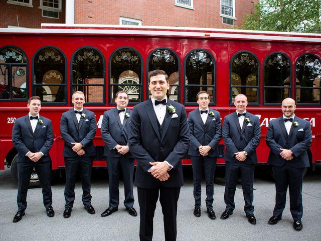 Gabe and Jocelyn's Wedding in Saratoga Springs, New York 12