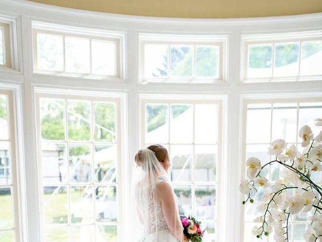 Gabe and Jocelyn's Wedding in Saratoga Springs, New York 16