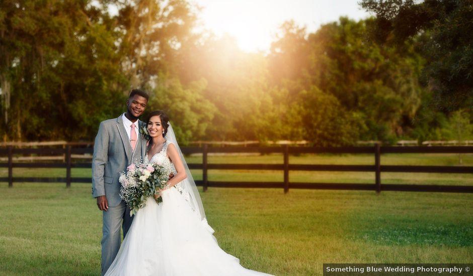 Vlad and Jayle's Wedding in Orlando, Florida