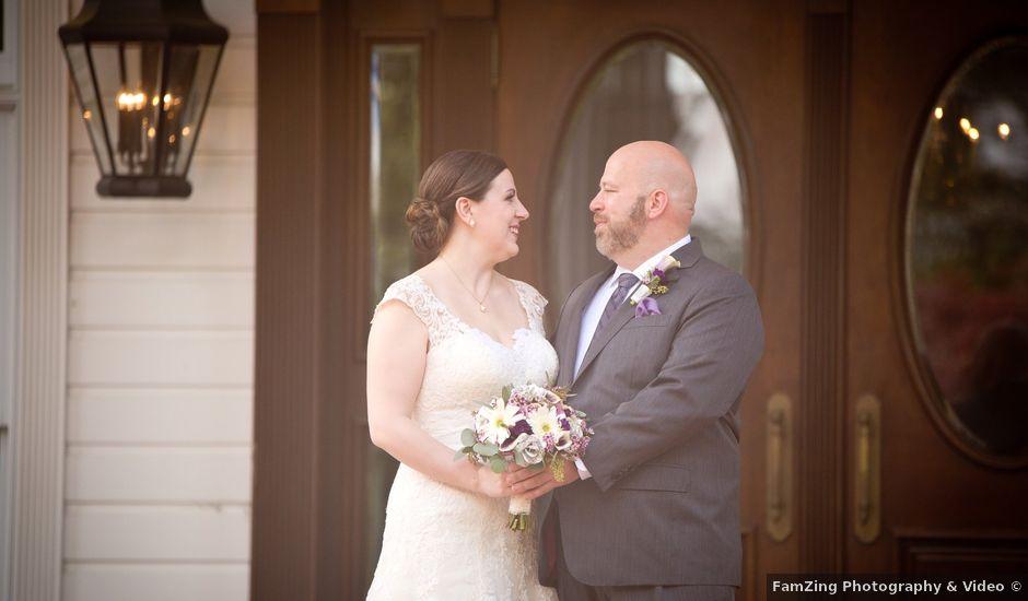 Andrew and Alyssa's Wedding in Simpsonville, South Carolina
