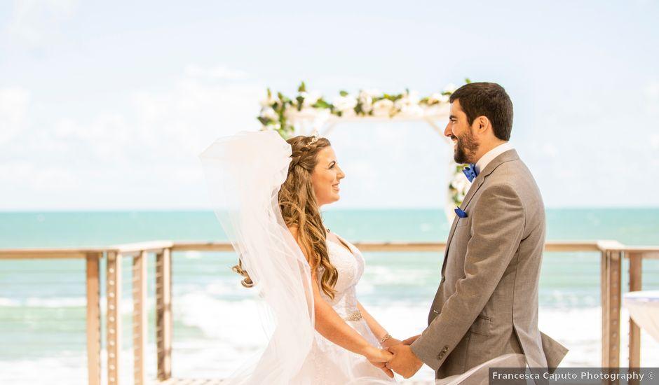Jacob and Kaitlyn's Wedding in Satellite Beach, Florida