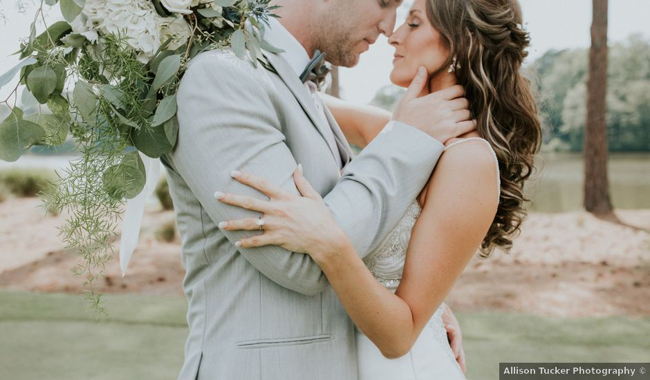 James and Brittany's Wedding in Cary, North Carolina