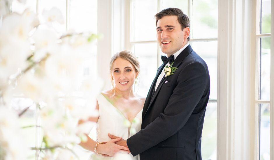 Gabe and Jocelyn's Wedding in Saratoga Springs, New York