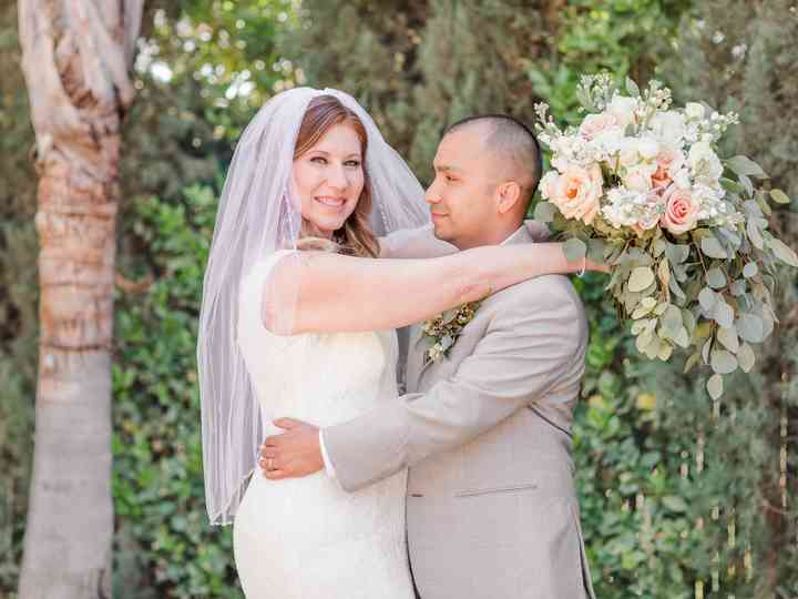 The wedding of Mindy and Daniel