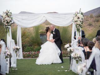 Hannah and Matt's Wedding in Phoenix, Arizona 3