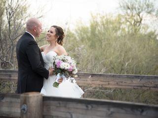 The wedding of Matt and Hannah
