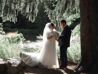 The wedding of Andrea and Tyler 2