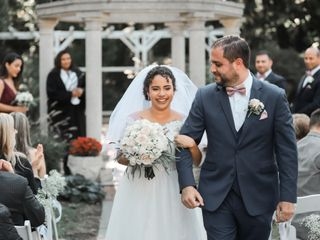 The wedding of Andrea and Tyler