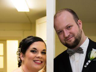 The wedding of Sara and Lukas 1